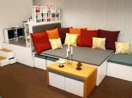 Дизайн комнаты маленького размера